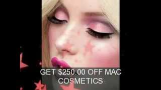 mac cosmetics coupon codes may 2012 Thumbnail