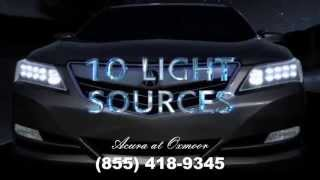 Jewel Eye LED Headlights on the 2014 Acura RLX available now at Acura at Oxmoor in Louisville KY