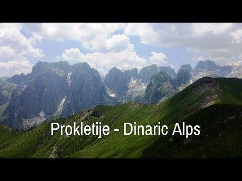 Prokletije-Dinaric Alps Albania & Montenegro