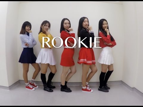 """Red Velvet (레드벨벳) """"Rookie"""" - Dance Cover by Cranberry Cookies, NTU K-pop Dance Group"""