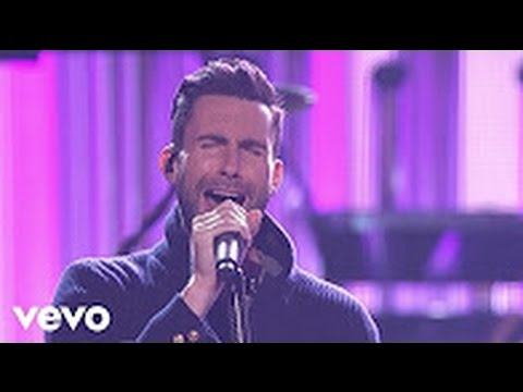 Maroon 5 - Don't Wanna Know (Live From The American Music Awards/2016) ft. Kendrick Lamar