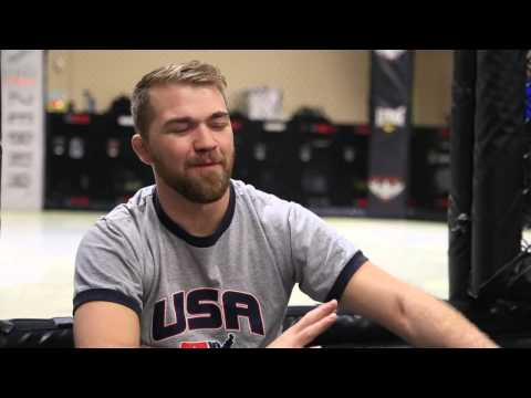 Bryan Caraway and Miesha Tate tell their versions of how they met