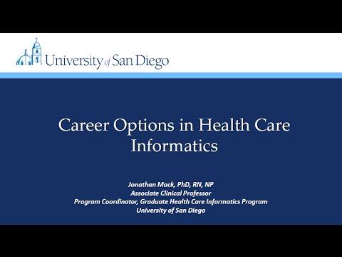 [Webinar] Career Options in Health Informatics
