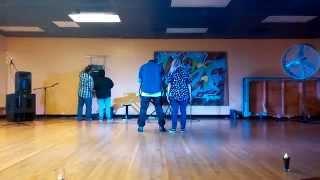 VENGABOYS - BOOM BOOM BOOM BOOM ★ Melissa Adao & Julio Velazquez | Dance Duet Choreography