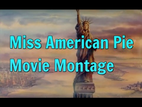 Miss American Pie - Animated Compilation Music Video