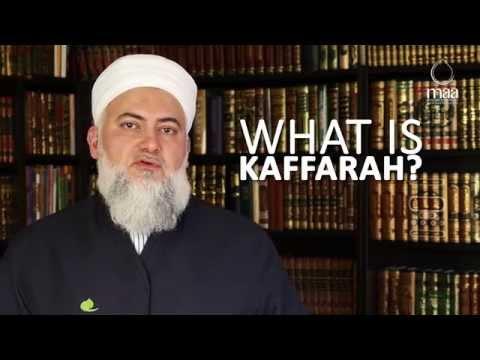 Muslim Aid Australia - What is Kaffarah?