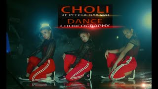 #cholikepeeche #khalnayak #dancecover Choli ke peeche kya hai | dance choreography |S.N CREW