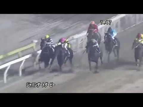 【映像記録】7年ぶりの地方馬のJDD制覇は主戦負傷の代打初騎乗(2017/07/12)