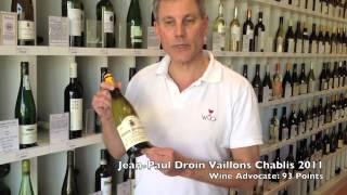 Jean-Paul Droin Vaillons Chablis 2011