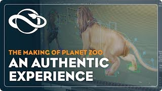 The Making of Planet Zoo | An Authentic Experience