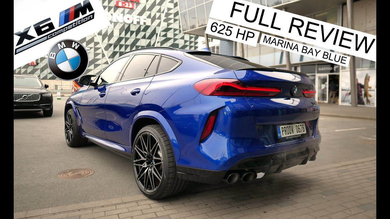 2021 BMW X6 M COMPETITION - POINTLESS CAR, BUT I LOVE IT FOR THAT  [FULL REVIEW 4K]