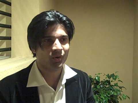 Rupak Ginn, co star of Walt Disney's Cheetah Girls One World in Palo Alto, California 3 30 09