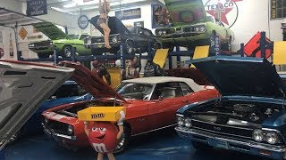 OVER 250 RARE GUNS SECRETLY STASHED WITH MUSCLE CARS!!!