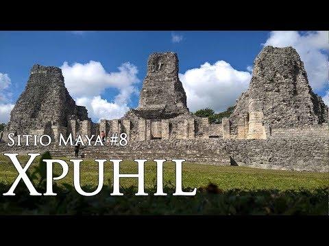 Zona Arqueológica de Xpuhil, Campeche