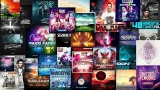 Hardnightcore One year Mix 2014