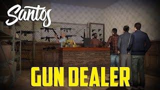 GMod SantosRP - Gun Dealer