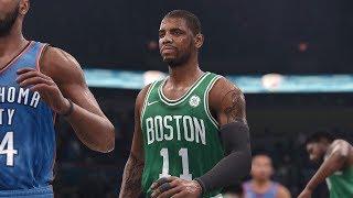 Kyrie Irving Full Highlights vs Thunder (11.03.2017) NBA LIVE 18