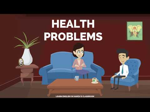 Health Problems - Doctor And Patient - Learning English Lesson