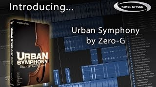 Zero-G Urban Symphony Orchestral Phrases sample library
