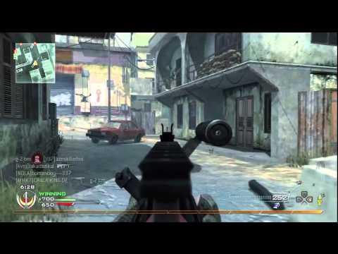 MW2: 16 Gun Killstreak Clip