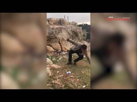 Turkish man falls to death from cliff while taking 'fun' birthday photo