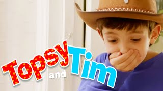 Topsy & Tim 214 - BROKEN VASE | Topsy and Tim Full Episodes