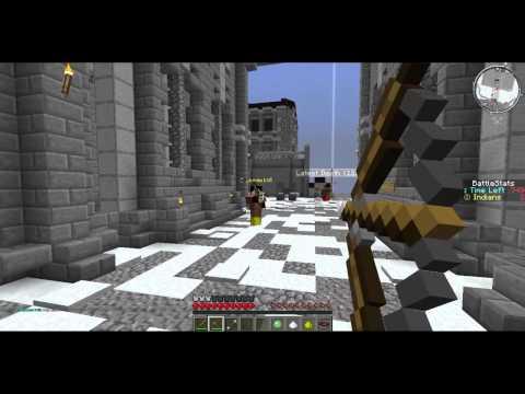 Minecraft - Minihry - Cowboys & Indians EP12 - Hráme sa na Kovbojov! w/Adamamatej