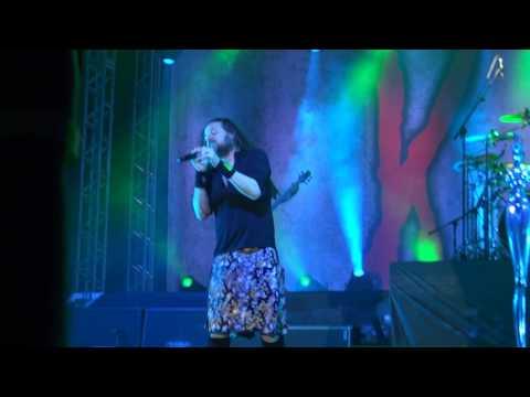 Korn - Intro + Right Now (Live Porto Alegre 23/04/17) (FULL HD)