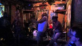 Eviscerated Zombie Tampon - Shanty Town - Jacksonville, FL - July 21 2014 - Funk as Puck (Part 2)