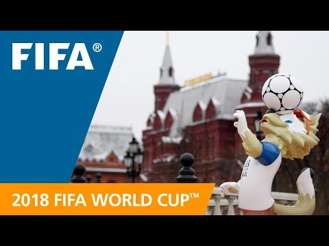 It's almost time for the 2018 FIFA World Cup™ Final Draw!