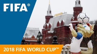 Video It's almost time for the 2018 FIFA World Cup™ Final Draw! download MP3, 3GP, MP4, WEBM, AVI, FLV Desember 2017