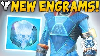 Destiny 2: FIRST ENGRAMS DROPPING! 205 Light Gear, Max Level Cap, Infusion & PvE Changes