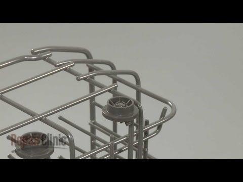 Lower Dish Rack Roller - LG Dishwasher