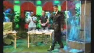 Paul O Grady Show - Brian Conolly Gunged