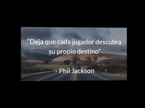Los 11 principios de liderazgo de Phil Jackson