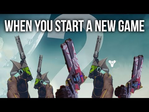 Destiny 2: 10 Things To Know When Starting a New Game