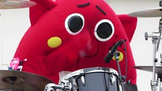 Nyango Star Drum Cover (futon no nakakara detakunai(I do not want t...