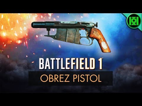 Battlefield 1 DLC: Obrez Pistol Review (Guide) | New BF1 DLC Weapons | BF1 PS4 Pro Gameplay