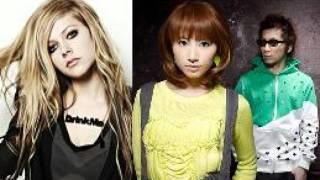 "MashUp Avril Lavigne vs mihimaru GT (""Girlfriend""×""mute"")"
