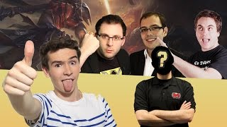 Team Tard : On joue avec un Rioter !