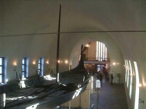 Oslo: Viking ships!