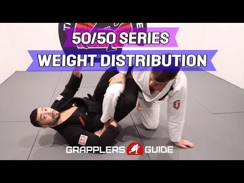 BJJ - Gi 50/50 Series - Weight Distribution - Nick Salles & Daniel Maira