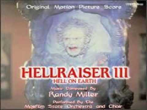 Hell's music Score suite from Hellraiser III   Randy Miller