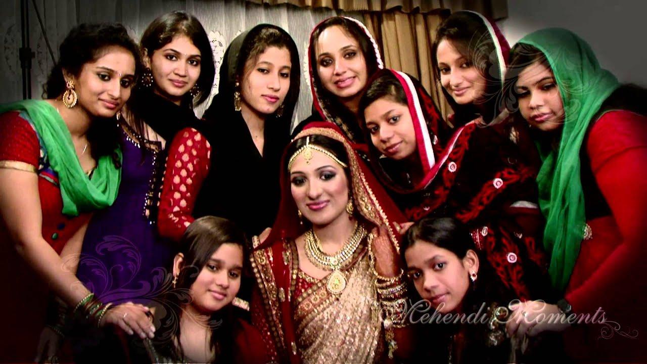 Saira Asif Wedding Mehndi Highlights Youtube