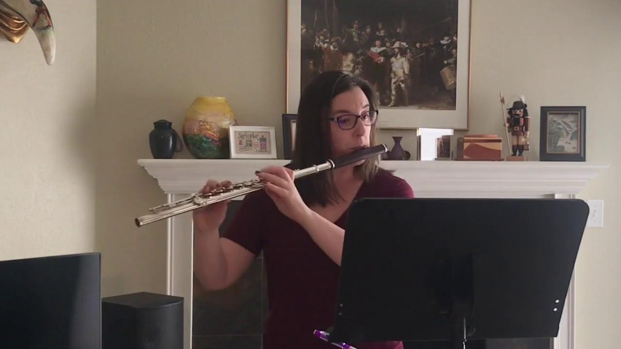 Drouet: 25 Studies for the Flute – No.  2