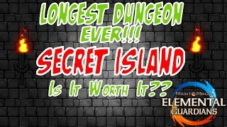 Is Secret Island Worth Farming - Might and Magic Elemental Guardians