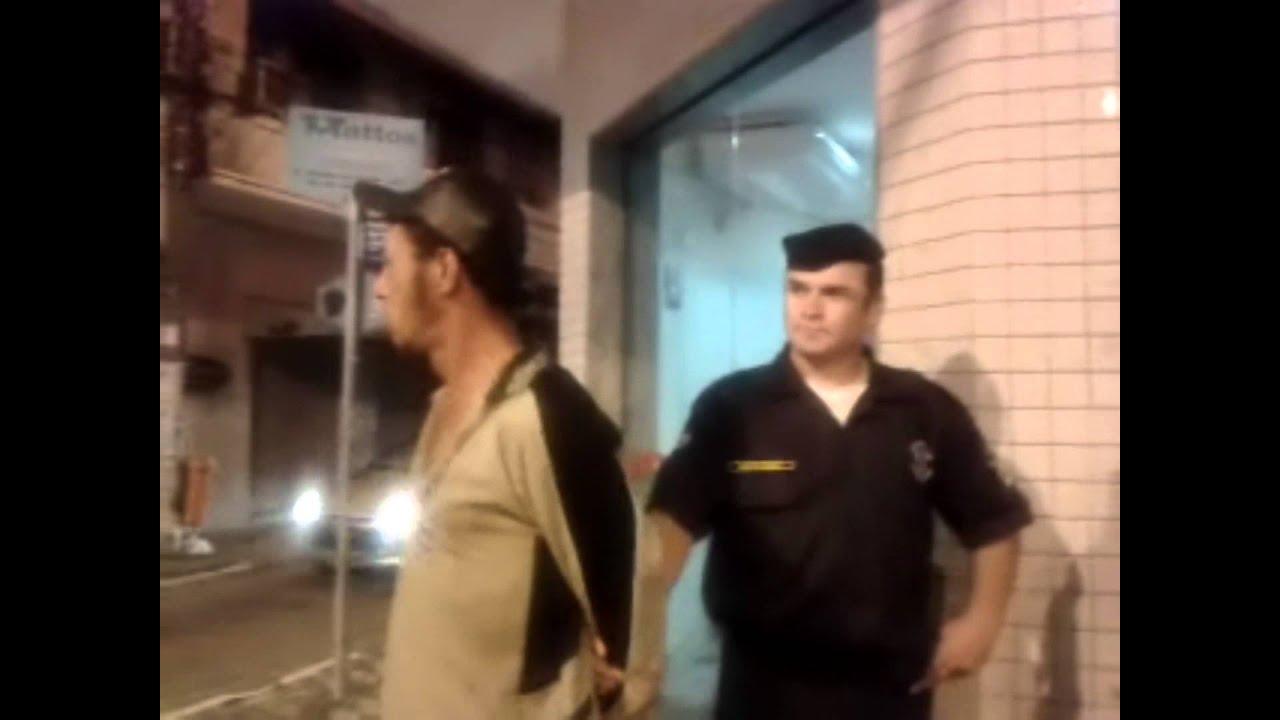 Flagrante de abuso de autoridade em Pouso Alegre/MG