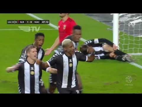 Goal | Golo Rochez: Benfica 1-(1) CD Nacional (Liga 20/21 #15)
