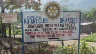 Rotary Friendship Exchange - Bramhall, England with Kasese, Uganda thumbnail