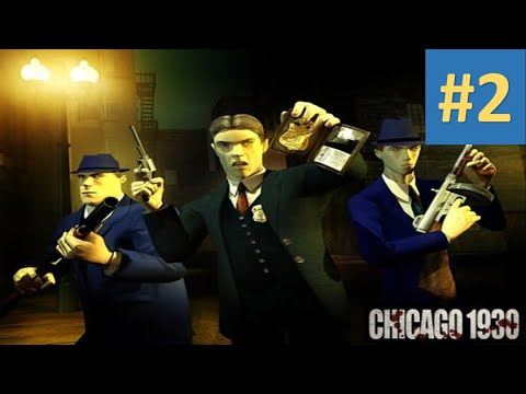 Chicago 1930 { HD Playthrough } Police #2 ( My team of phonies ) |